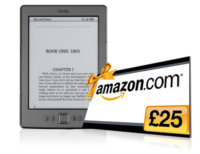 Free Kindle Wi-Fi Bundle