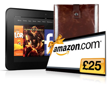 Free Kindle Fire Bundle