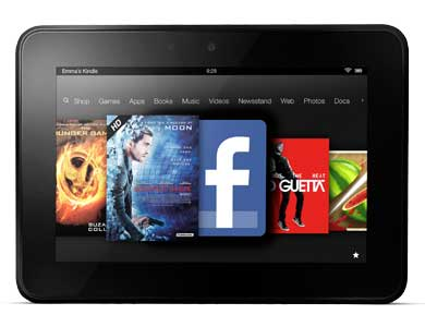 HD colour touchscreen display Wi-Fi 32GB internal memory Dolby Audio