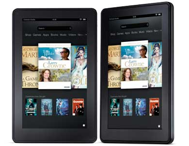 Free Kindle Fire 8GB