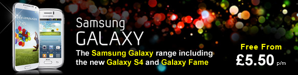 Samsung Galaxy Deals - The Samsung Galaxy Series