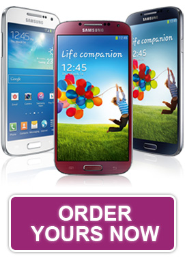 Samsung Galaxy S4 Deals